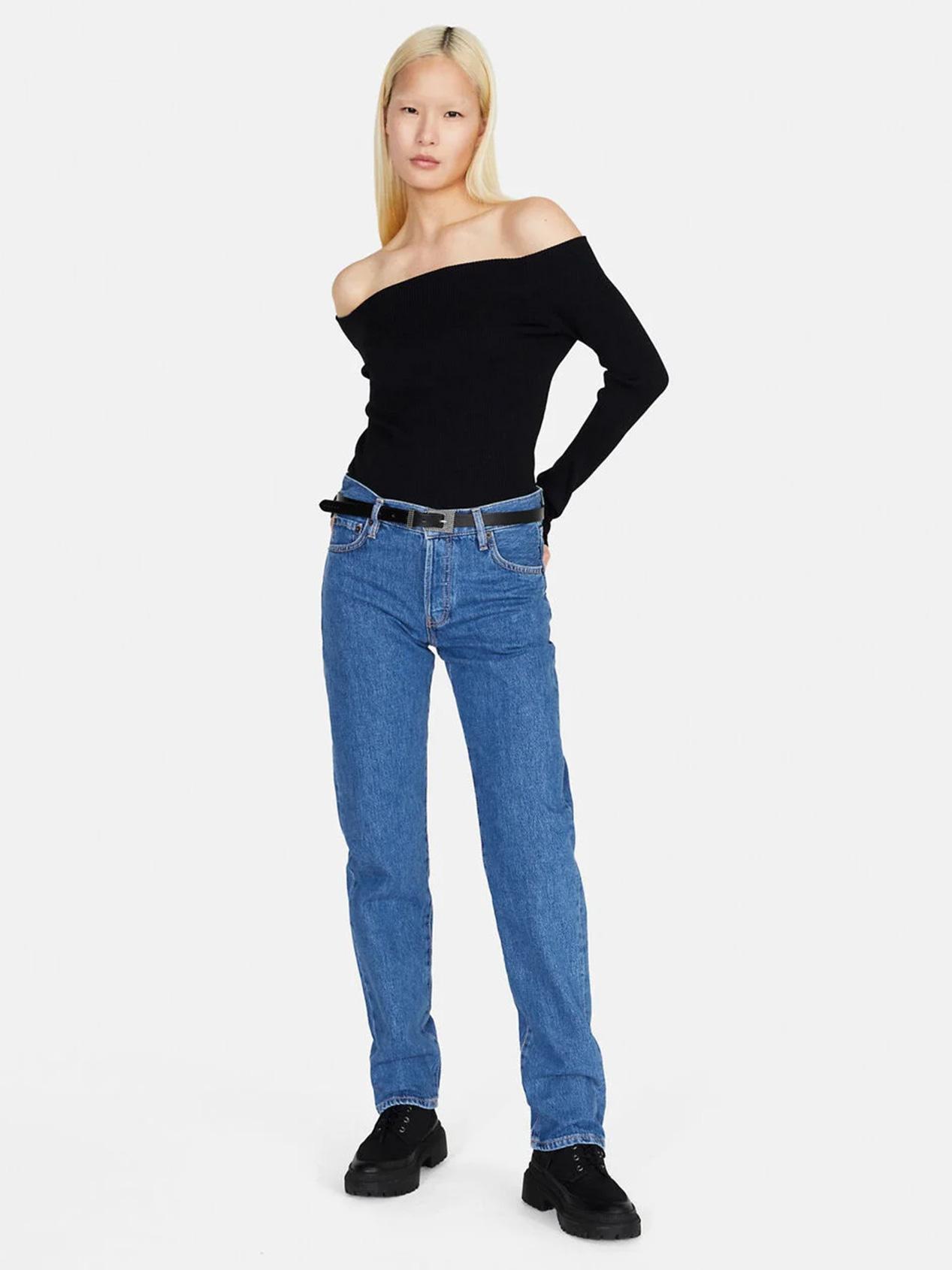 Women Jeans Slim