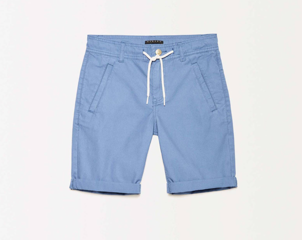 Bermudas with drawstring